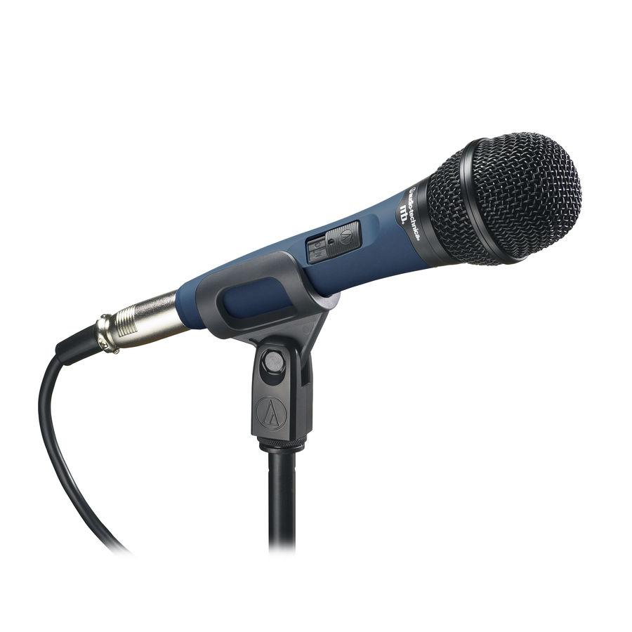 Микрофон AUDIO-TECHNICA MB3k,  синий [15117100]