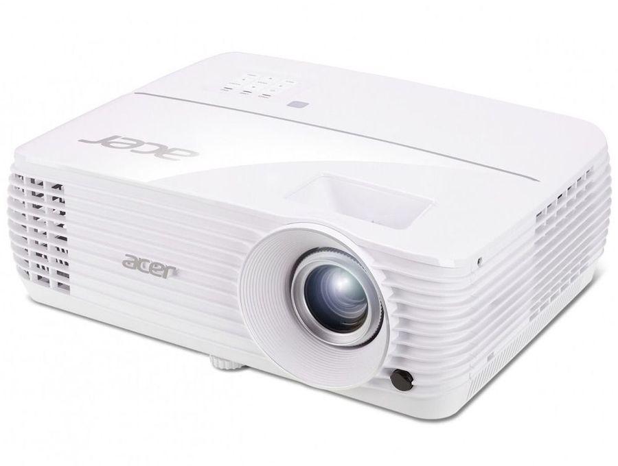 Проектор ACER V6810 (4K) белый [mr.jqe11.001]