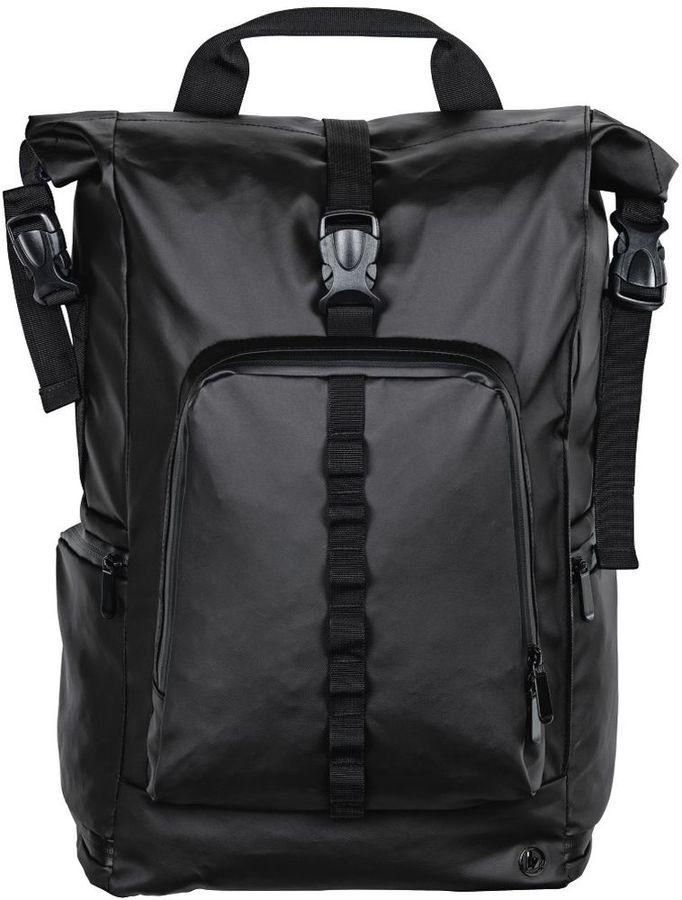 """Рюкзак 15.6"""" HAMA Roll-Top, черный [00101817]"""
