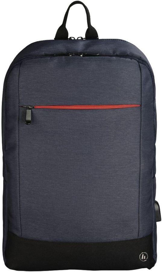 "Рюкзак 15.6"" HAMA Manchester, синий [00101826]"