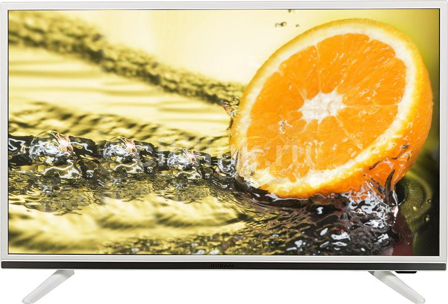 "LED телевизор HYUNDAI H-LED32R401WS2  ""R"", 32"", HD READY (720p),  белый"