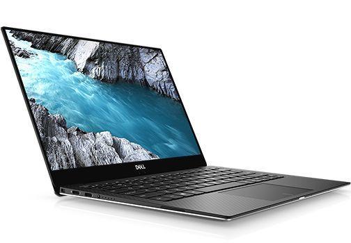"Ультрабук DELL XPS 13, 13.3"",  IPS, Intel  Core i7  8550U 1.8ГГц, 8Гб, 256Гб SSD,  Intel UHD Graphics  620, Windows 10 Home, 9370-7895,  серебристый"