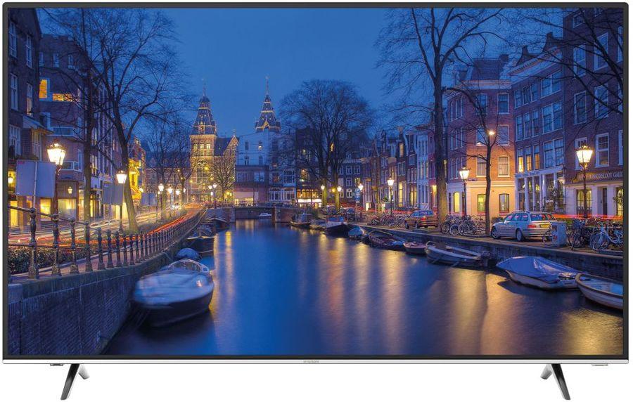 "LED телевизор HYUNDAI H-LED55F401BS2  ""R"", 55"", FULL HD (1080p),  черный"