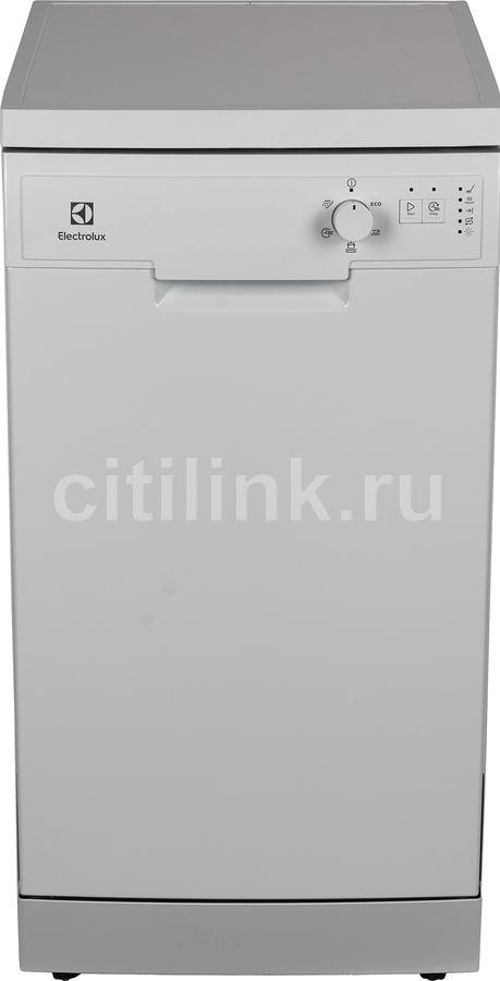 Посудомоечная машина ELECTROLUX ESF9422LOW,  узкая, белая