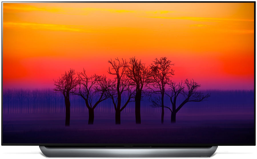 LG OLED55C8PLA OLED-телевизор