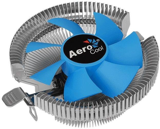 Устройство охлаждения(кулер) AEROCOOL Verkho A,  90мм, Ret