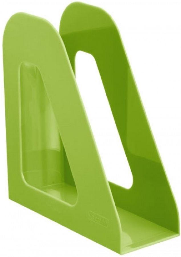 Лоток вертикальный Стамм ЛТ720 Фаворит 233x90x240мм зеленый пластик