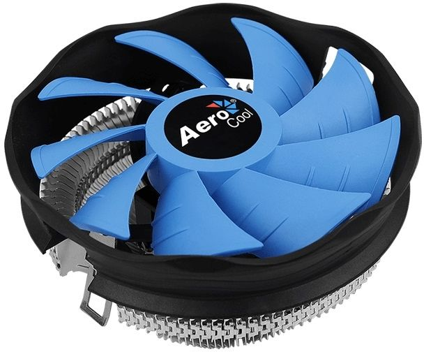 Устройство охлаждения(кулер) AEROCOOL Verkho Plus,  120мм, Ret