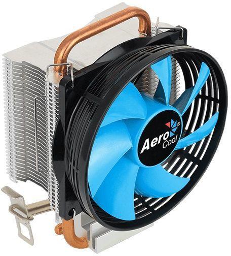 Устройство охлаждения(кулер) AEROCOOL Verkho 1-3P,  90мм, Ret