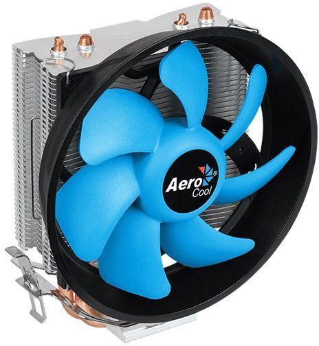 Устройство охлаждения(кулер) AEROCOOL Verkho 2 Plus,  120мм, Ret