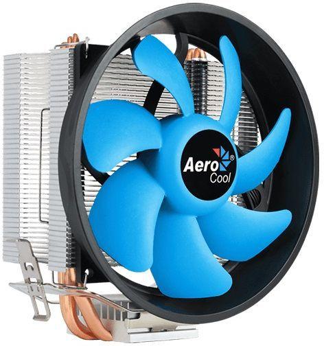 Устройство охлаждения(кулер) AEROCOOL Verkho 3 Plus,  120мм, Ret