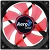 Вентилятор AEROCOOL Motion 8 Red-3P,  80мм, Ret вид 1