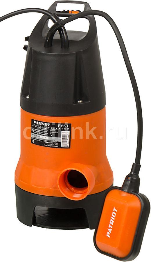 Садовый насос PATRIOT F 850,  дренажный [315302407]