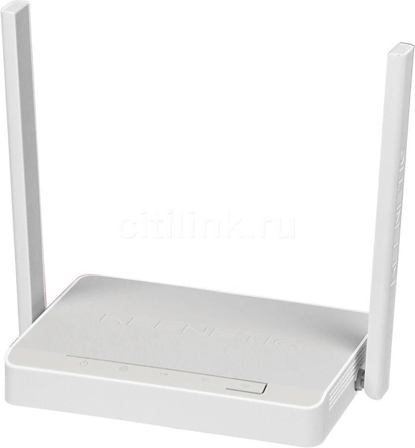 Беспроводной роутер KEENETIC Omni,  белый [kn-1410]