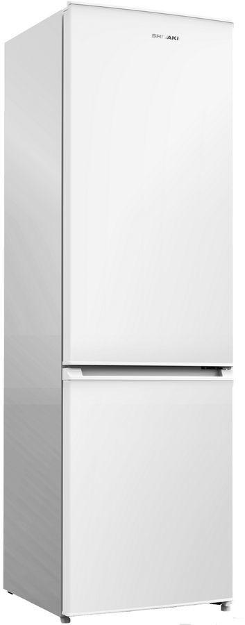 Холодильник SHIVAKI BMR-1803NFW,  двухкамерный, белый