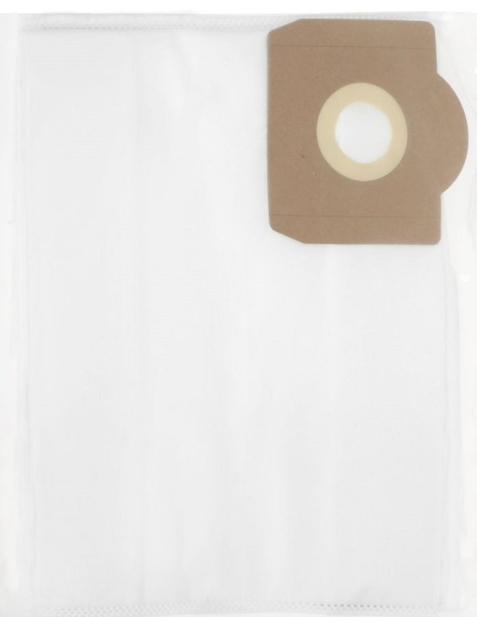 Пылесборники FILTERO TMB 15 Pro,  трехслойные,  для пылесосов ELSEA, HAMMER FLEX, LAVOR, STANLEY, TMB