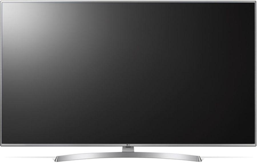 "LED телевизор LG 55UK6510PLB  ""R"", 55"", Ultra HD 4K (2160p),  серебристый"