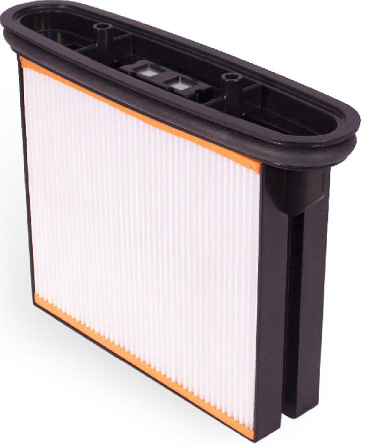 Фильтр FILTERO FP 125 PET Pro,  фильтр складчатый из полиэстера для пылесосов Bosch,Hitachi,Metabo,Starmix,  фильтр складчатый из полиэстера