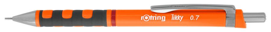 Карандаш механический Rotring Tikky 2007211 0.7мм оранжевый/неон