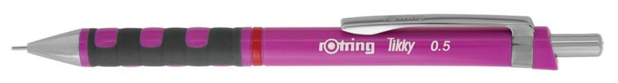 Карандаш механический Rotring Tikky 2007255 0.5мм фиолетовый