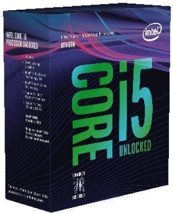 Процессор INTEL Core i5 8600K, LGA 1151v2 BOX [bx80684i58600k s r3qu]