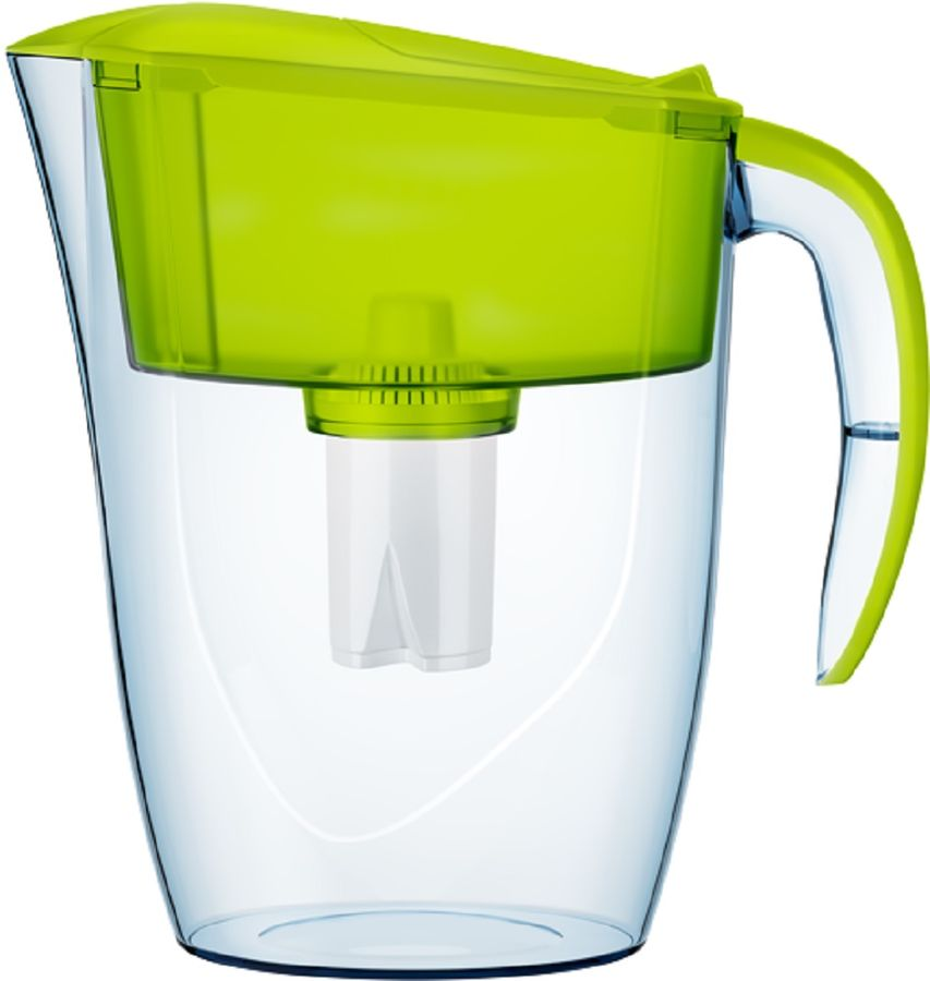 Фильтр для воды АКВАФОР Реал Р152В15F,  салатовый,  2.4л