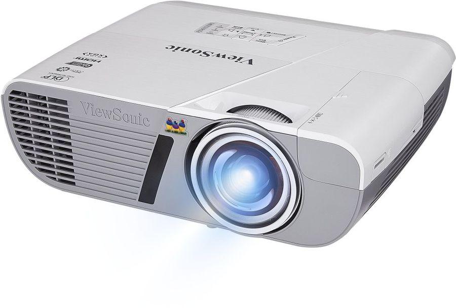 Проектор VIEWSONIC PJD6552Lws серебристый [vs15949]