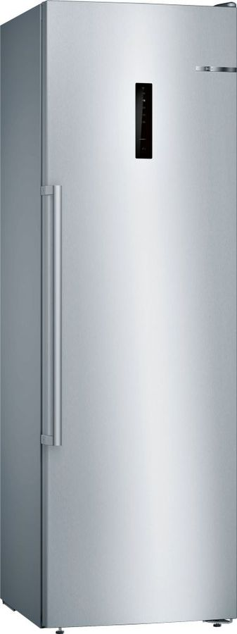 Морозильная камера BOSCH GSN36VL21R,  нержавеющая сталь