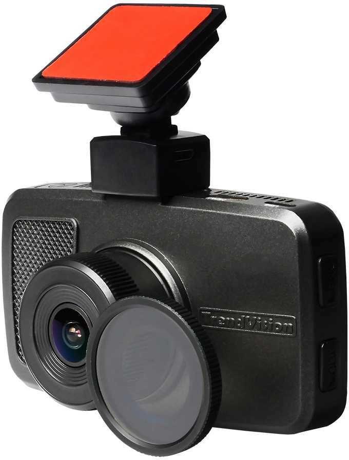Видеорегистратор TRENDVISION TDR-708 GNS черный