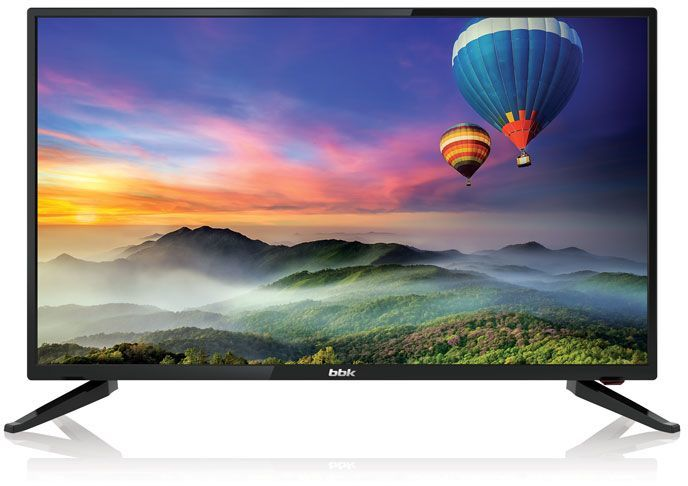 "LED телевизор BBK 32LEX-5056/T2C  ""R"", 32"", HD READY (720p),  черный"