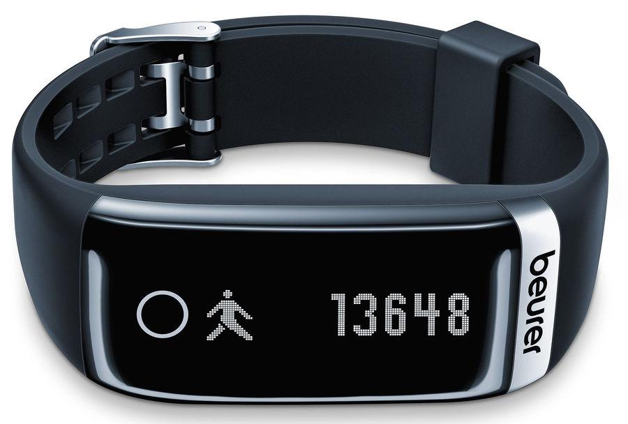 Часы многофункциональные Beurer AS87 черный Bluetooth