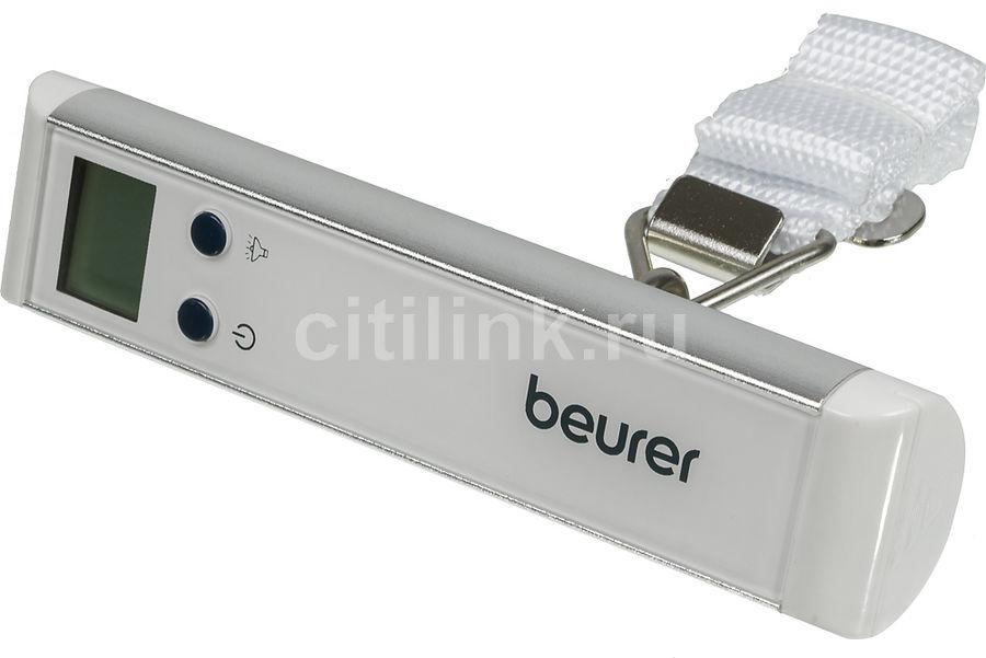 Весы багажные BEURER LS10,  белый