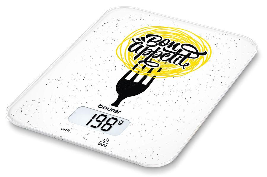 Весы кухонные BEURER KS19 Bon Appetit,  рисунок