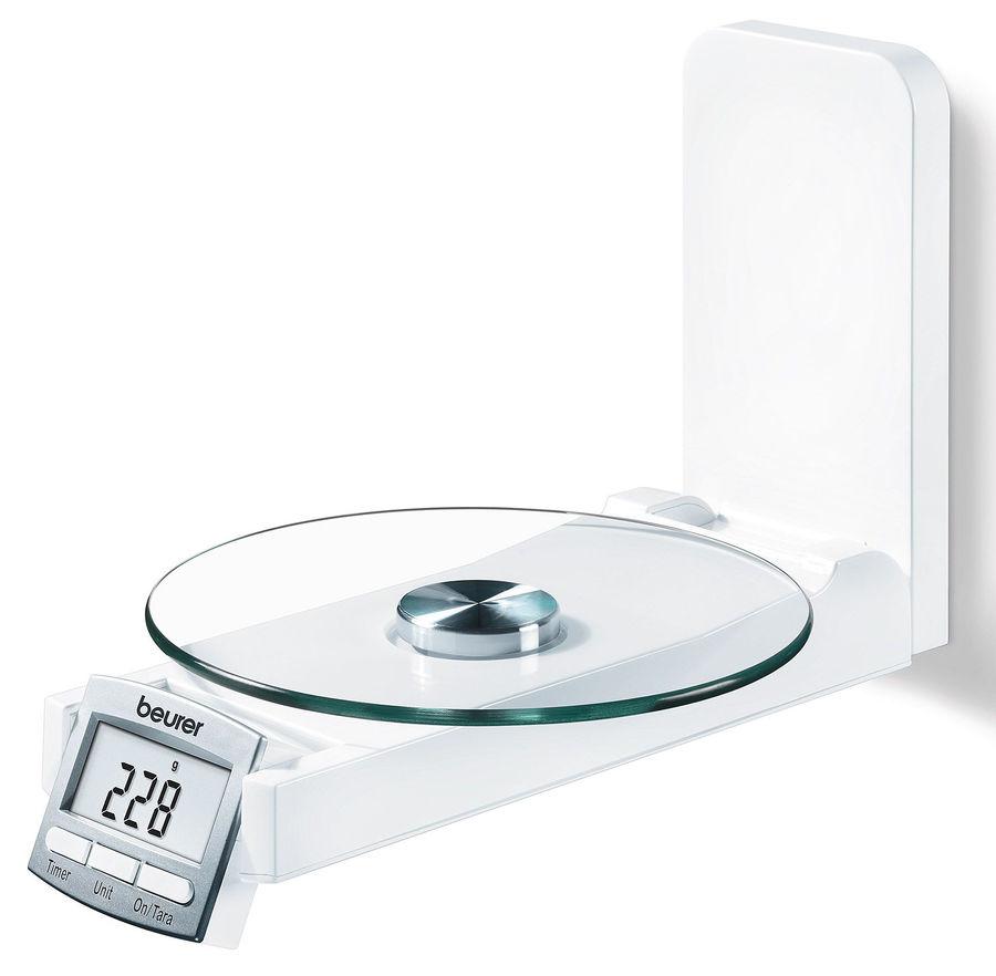 Весы кухонные BEURER KS52,  белый