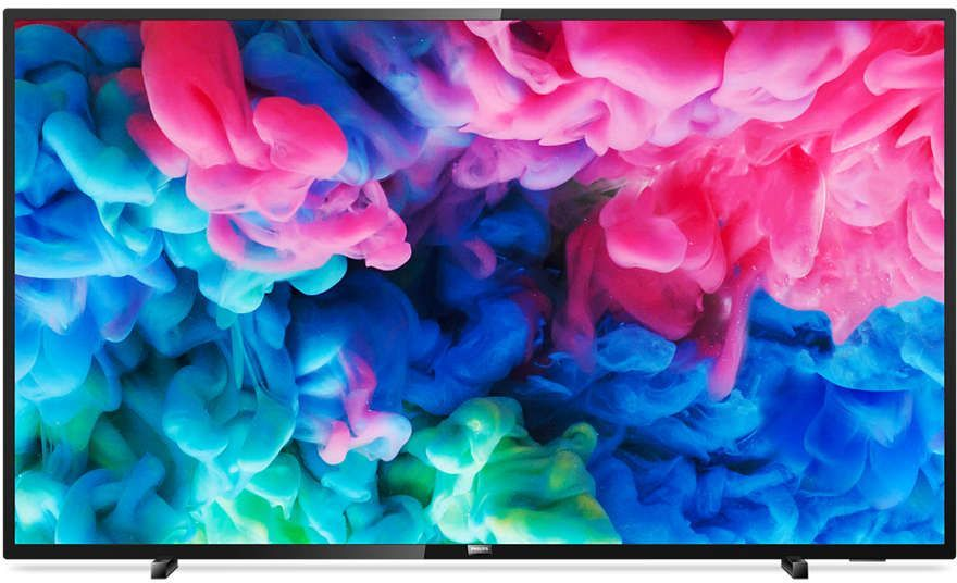 LED телевизор PHILIPS 50PUS6503/60 Ultra HD 4K (2160p)