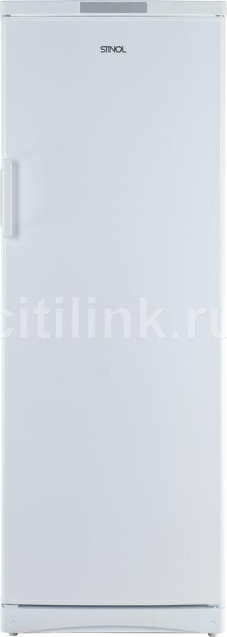 Холодильник STINOL STD 167,  однокамерный, белый [154823]