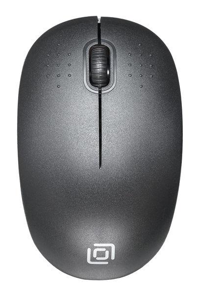 Мышь OKLICK 685MW, оптическая, беспроводная, USB, черный