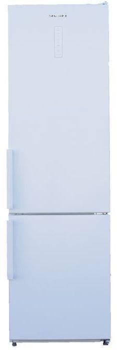 Холодильник SHIVAKI BMR-2013DNFW,  двухкамерный, белый