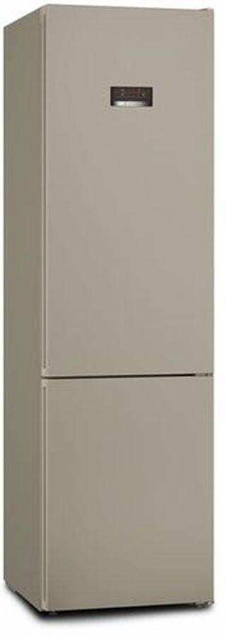 Холодильник BOSCH KGN39XV3AR,  двухкамерный, бежевый