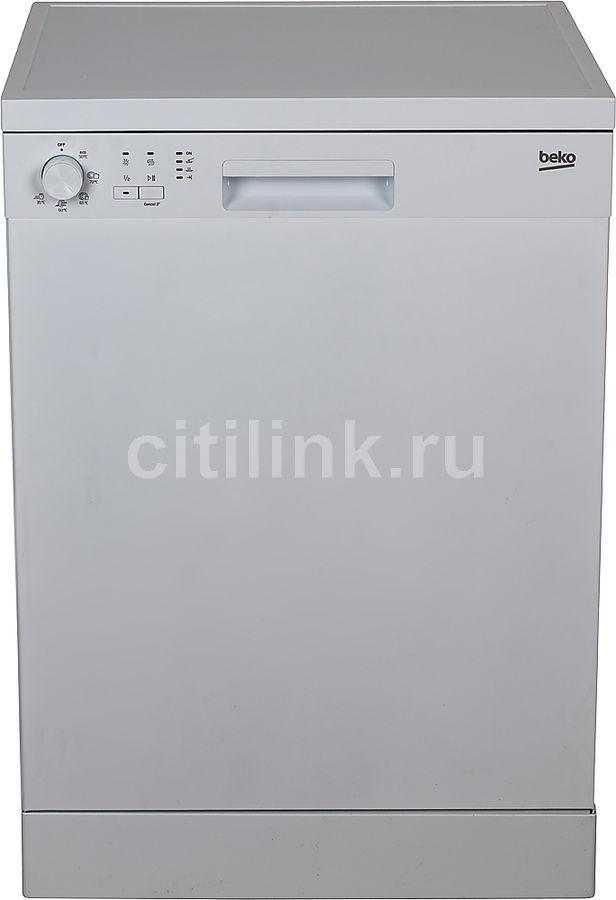 Посудомоечная машина BEKO DFN05310W,  полноразмерная, белая