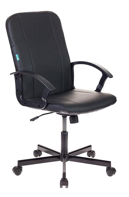 Кресло БЮРОКРАТ CH-551, на колесиках, искусственная кожа [ch-551/black]