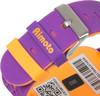"""Смарт-часы КНОПКА ЖИЗНИ Aimoto Start,  1.44"""",  фиолетовый / оранжевый [9900107] вид 5"""
