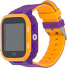 Смарт-часы КНОПКА ЖИЗНИ Aimoto Start,  фиолетовый / оранжевый