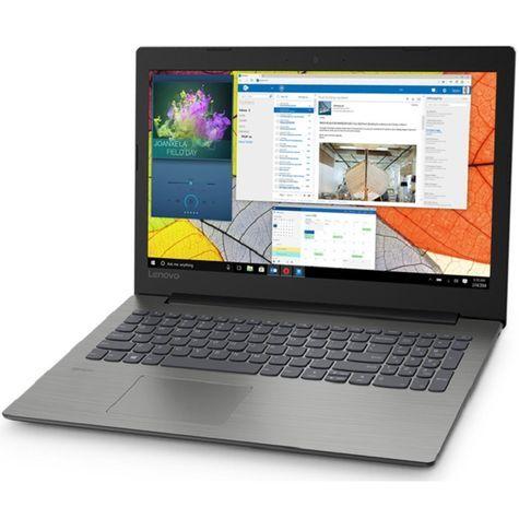 "Ноутбук LENOVO IdeaPad 330-15AST, 15.6"",  AMD  A6  9225 2.6ГГц, 8Гб, 1000Гб,  AMD Radeon  R4, Windows 10, 81D6004MRU,  черный"
