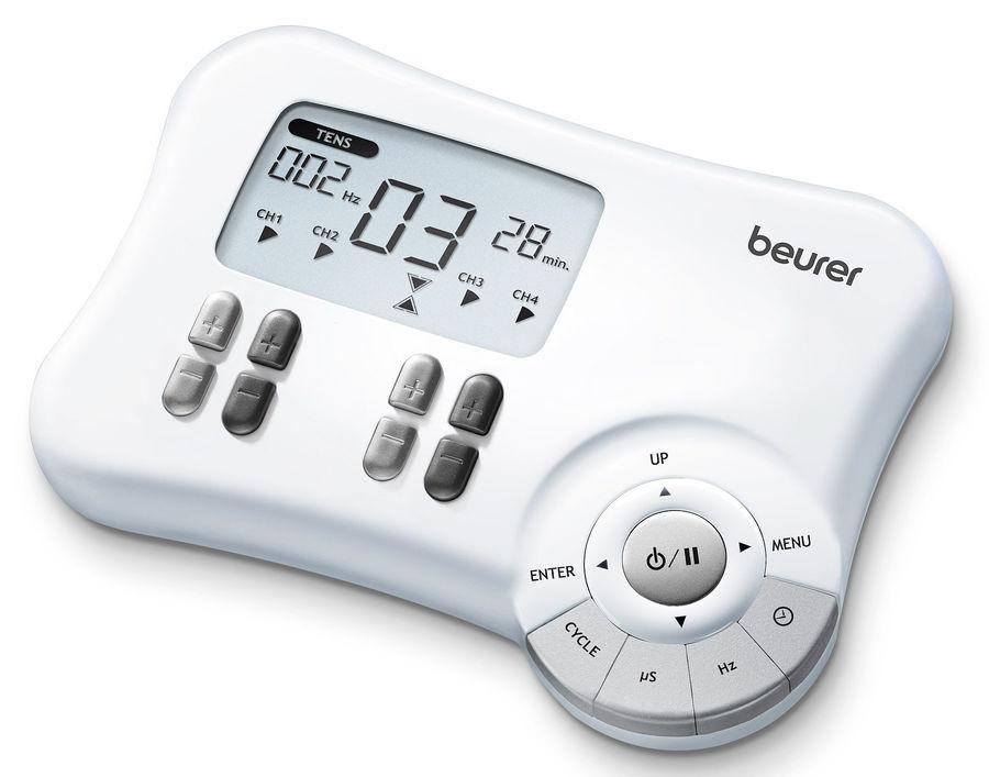 Миостимулятор BEURER EM80,  белый