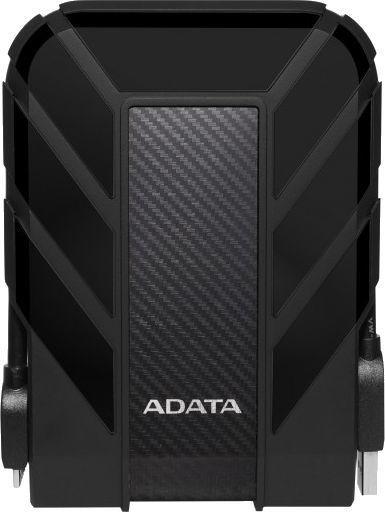 Внешний жесткий диск A-DATA DashDrive Durable HD710Pro, 4Тб, черный [ahd710p-4tu31-cbk]