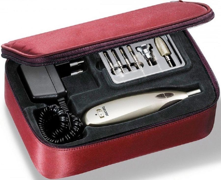 Маникюрно-педикюрный набор BEURER MP60,  золотистый [570.30]