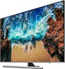 "LED телевизор SAMSUNG UE49NU8000UXRU  ""R"", 49"", Ultra HD 4K (2160p),  серебристый вид 5"