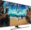 "LED телевизор SAMSUNG UE65NU8000UXRU  ""R"", 65"", Ultra HD 4K (2160p),  серебристый вид 2"