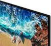 "LED телевизор SAMSUNG UE65NU8000UXRU  ""R"", 65"", Ultra HD 4K (2160p),  серебристый вид 9"